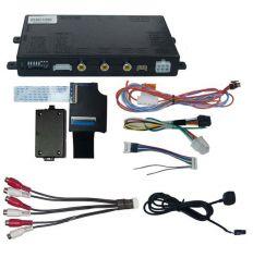 Video interface for Opel DVD Navi 800 e CD 500