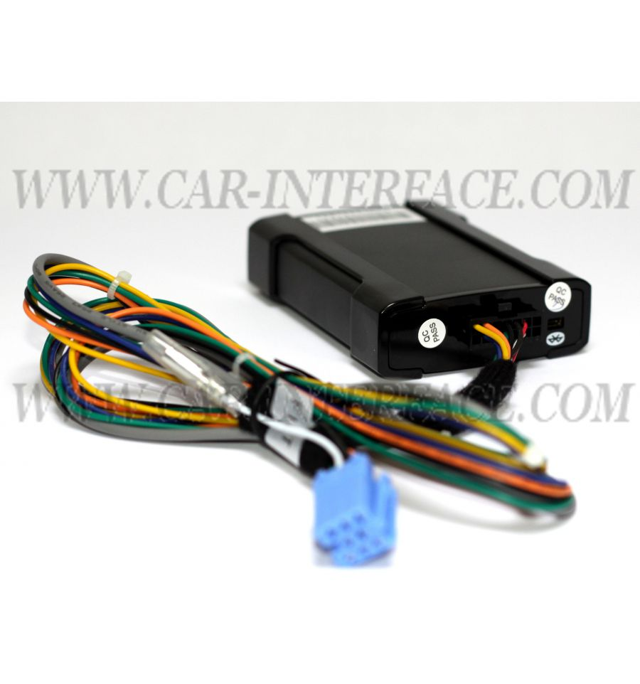 Schema Cablaggio Usb : Fiat autoradio di serie interfaccia usb sd aux xcarlink