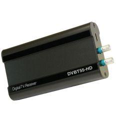 Sintonizzatore ricevitore digitale terrestre Ampire DVB-T con player audio/video USB