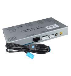 Video interface forOpel DVD Navi 900, DVD Navi 800, DVD Navi 600, CD500, CD600 IntelliLink