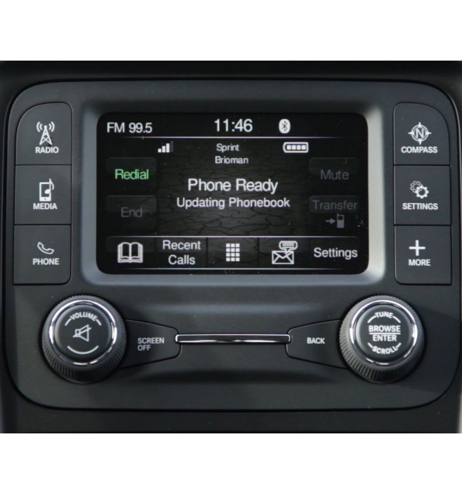 Jeep Uconnect 5 Quot Interfaccia Telecamera Retromarcia Ed