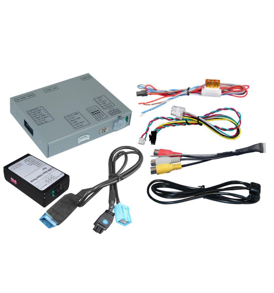 Rvc Interface For Opel Dvd Navi 900 Dvd Navi 800 Dvd