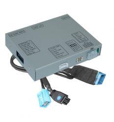 RVC interface for Opel DVD Navi 900, DVD Navi 800, DVD Navi 600, CD500, CD600 IntelliLink, Navi 950 IntelliLink