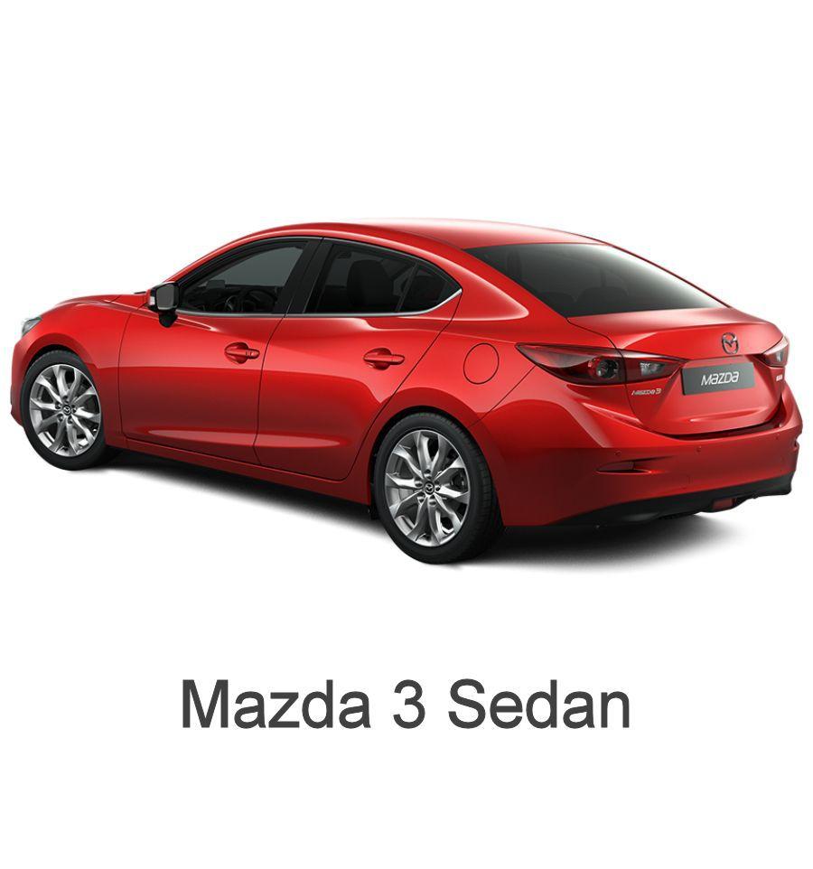 Mazda Mazda 3: Rear Camera Plug&Play Kit For Mazda 3 Sedan 2014