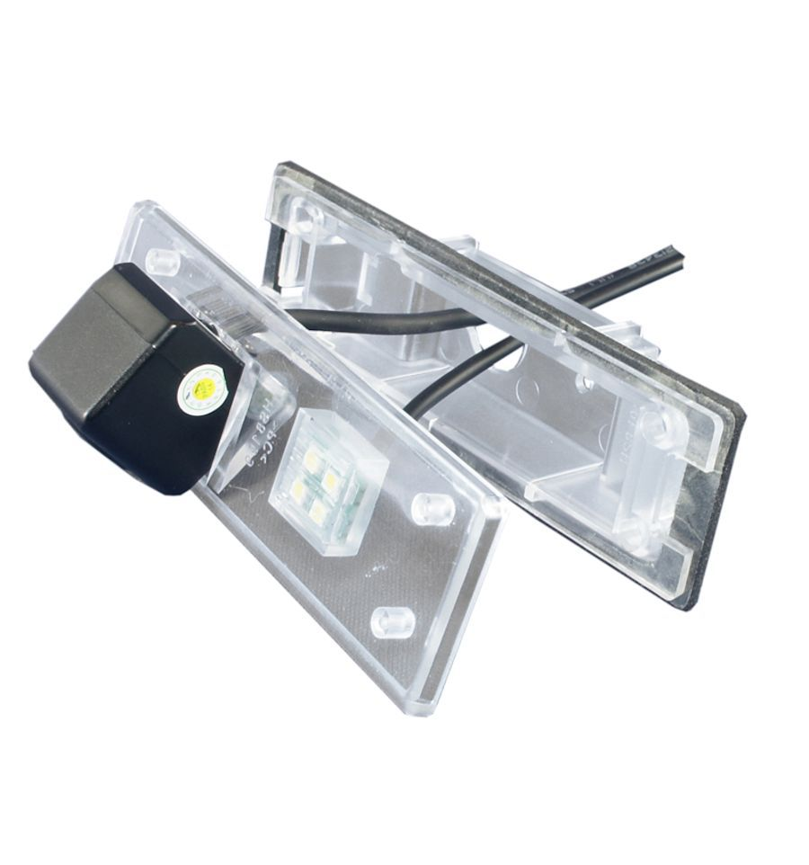 RVC license-plate light guidelines yellowLED for BMW CI ...