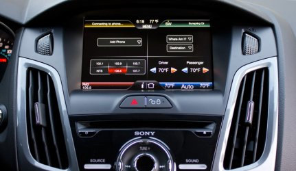 interfaccia video ford sync 2 myford touch versione plugplay. Black Bedroom Furniture Sets. Home Design Ideas