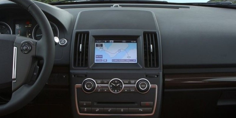 "Freelander 7"" Touch-screen"
