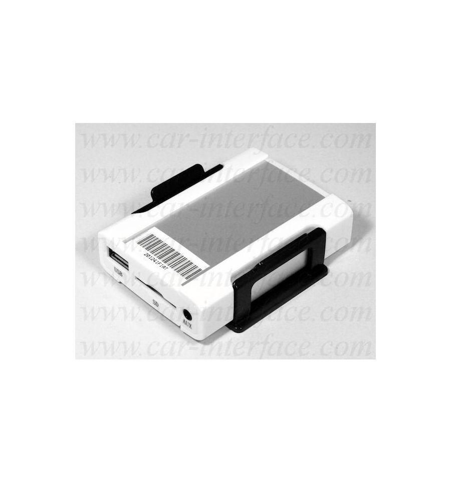 Lancia autoradio di serie interfaccia usb sd ipod - Autoradio lancia ypsilon porta usb ...