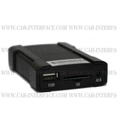 Hyundai 8 Pin USB / SD / AUX Interface Xcarlink