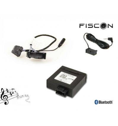 "FISCON ""Basic"" Plug & Play - Upgrade kit UHV Low / Premium Skoda -"