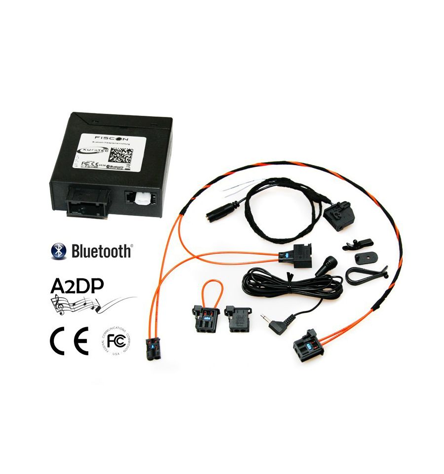 Bluetooth A2dp Adapter For Mercedes Benz: FISCON Bluetooth Handsfree