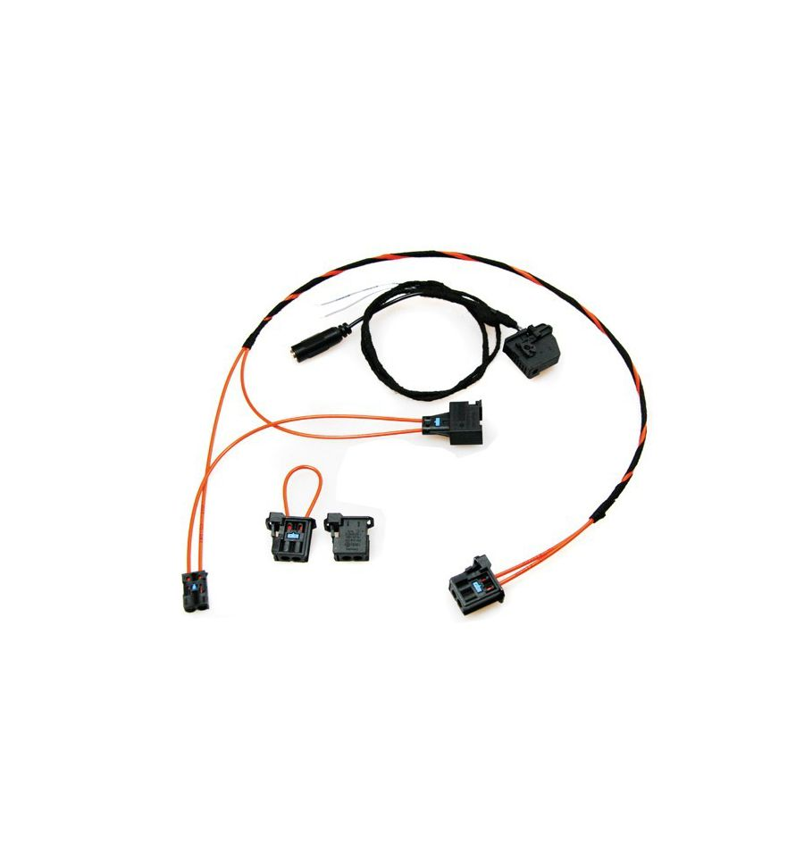 Wiring Harness Spare Part Fiscon Pro Bmw Mercedes