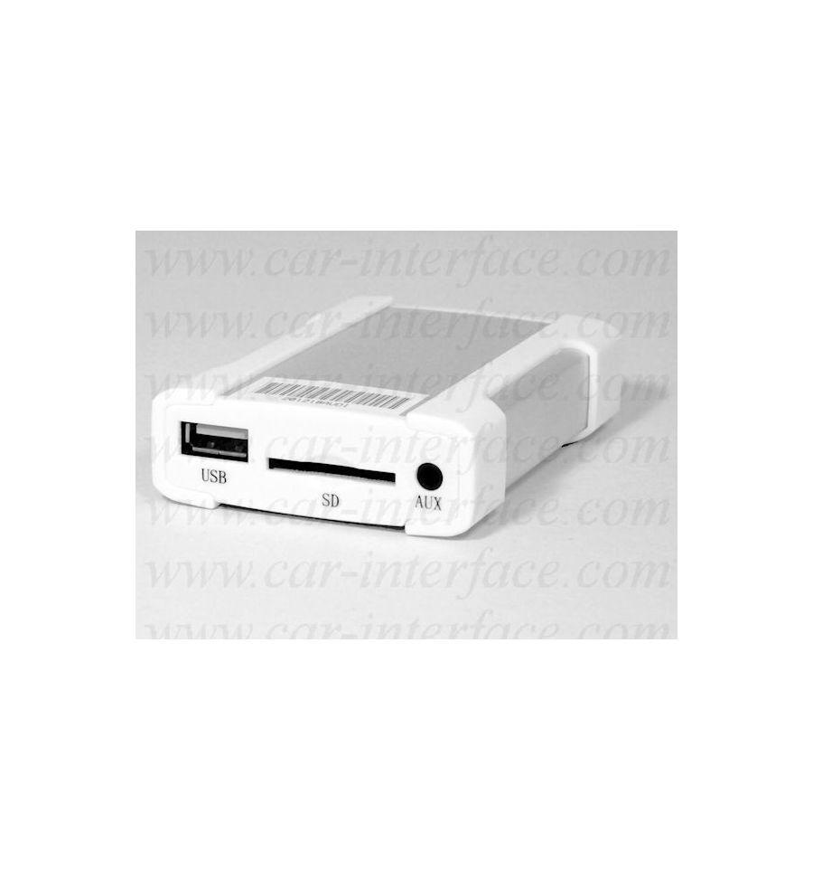 Volvo USB / SD / AUX Interface Xcarlink HU radio