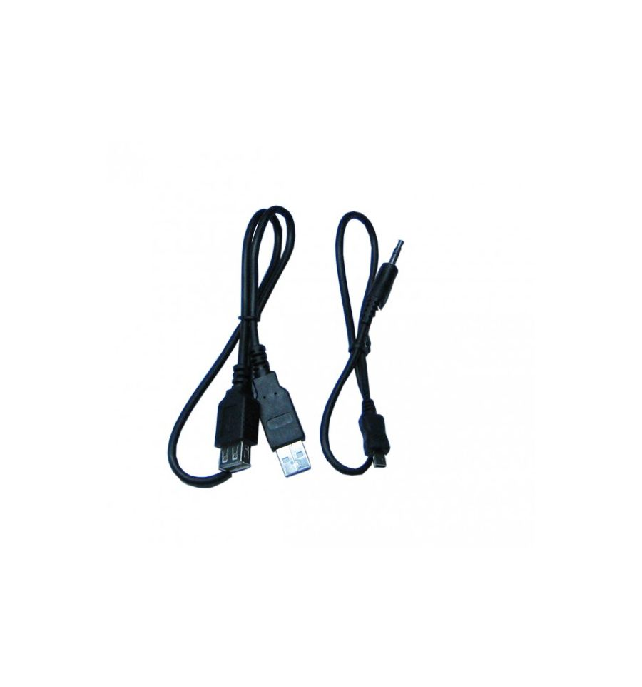 FIAT CONNECT NAV XCARLINK Interface USB/SD/AUX; Xcarlink Box; USB and AUX  extension cables ...