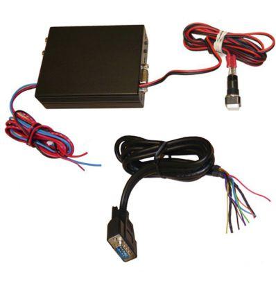 Nissan video interface video+ RVC-input composite-RGB, non-pnp