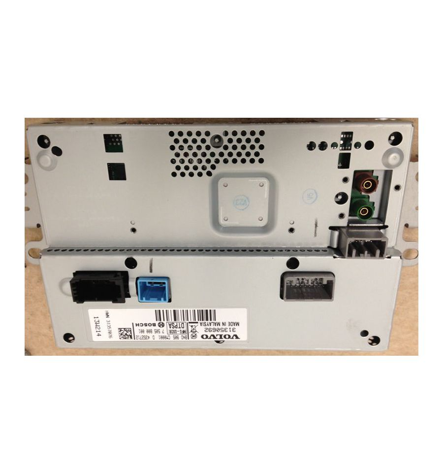 Video Interface For Volvo Rti 7 Inch Monitor