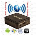 Audi Wireless Bluetooth Streaming Handsfree Interface ISO
