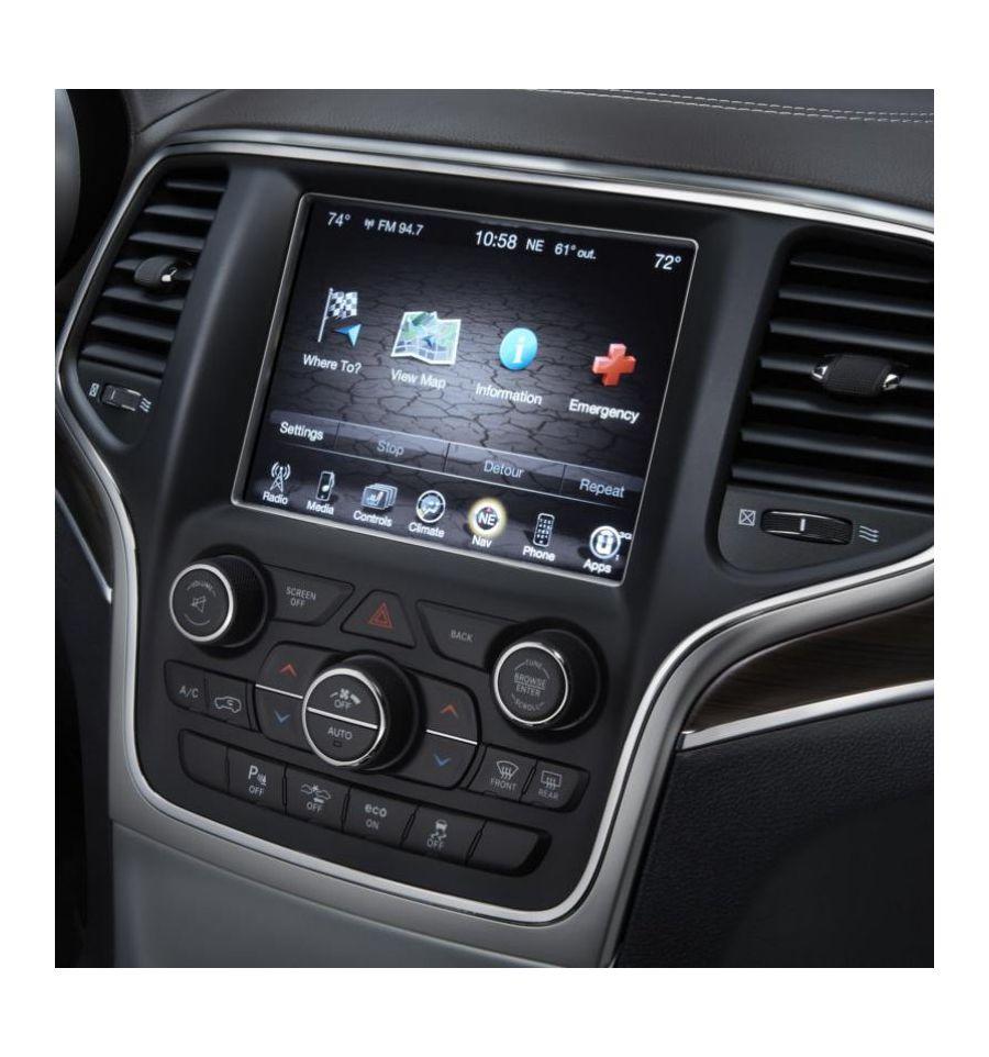 GPS Navigation Upgrade For Jeep Cherokee E Grand Cherokee