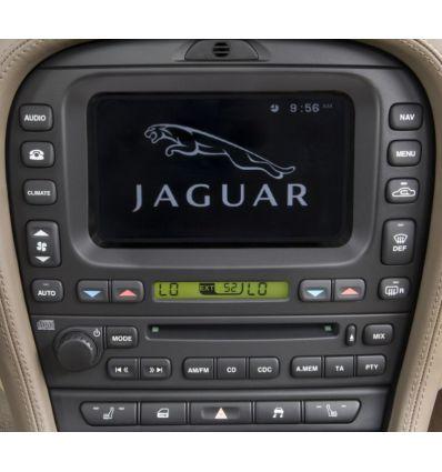 Jaguar video interface video+ RVC-input composite-RGB, non-pnp