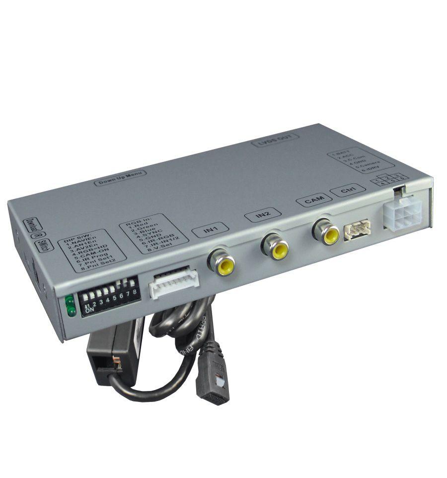 Video Interface For Citroen Smeg Touchscreen Rd4 Wiring Diagram Navidrive 3d Ng4