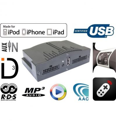 Paser Maestro 2.0 Suzuki USB / iPod / iPhone / AUX Interface
