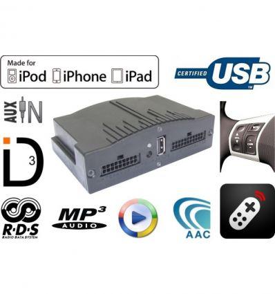 Paser Maestro 2.0 Volkswagen USB / iPod / iPhone / AUX Interface