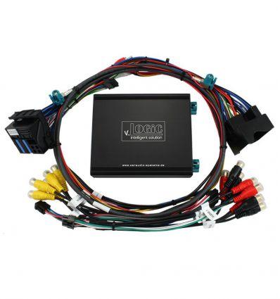 v.LOGiC Media-controller for BMW F-series NBT, 4+2pin HSD