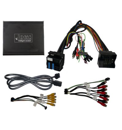 MINI CCC v.LOGiC Media-controller for MINI navigation systems