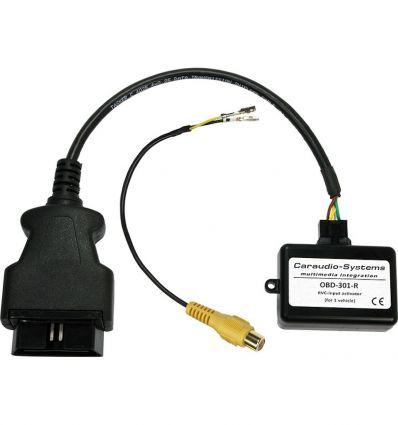 AUDI MIB MMI Navigation Attivatore OBD telecamera di retromarcia