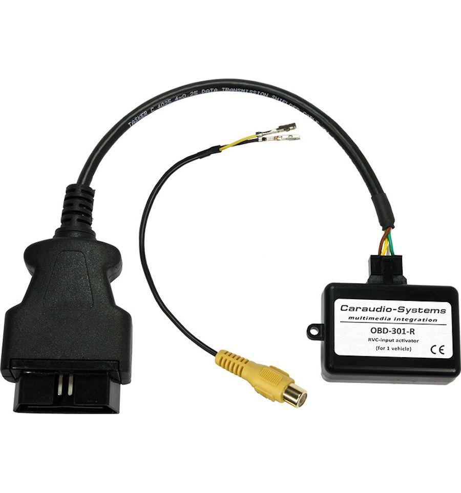 Rvc Input Obd Activation In Audi Mib Mmi Navigation Wiring