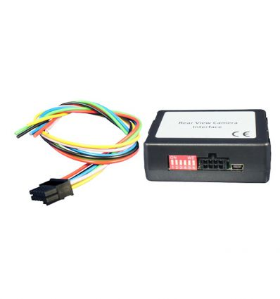 BMW Professional CCC Reverse camera input interface for BMW X5 E70, X6 E71 (for connection to xLOGiC)