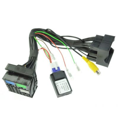 SEAT Mediasystem Plus MIB Reverse camera input (A/V input) interface