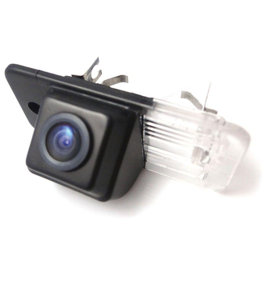 Retrocamera su luce targa con linee guida per audi a3 ci for 3 box auto in vendita