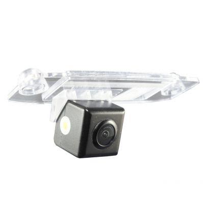 Retrocamera su luce targa linee guida per hyundai ci vsc e for Camera targa