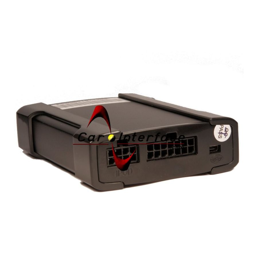 Citroen RD4 CAN USB / SD / AUX Interface Xcarlink