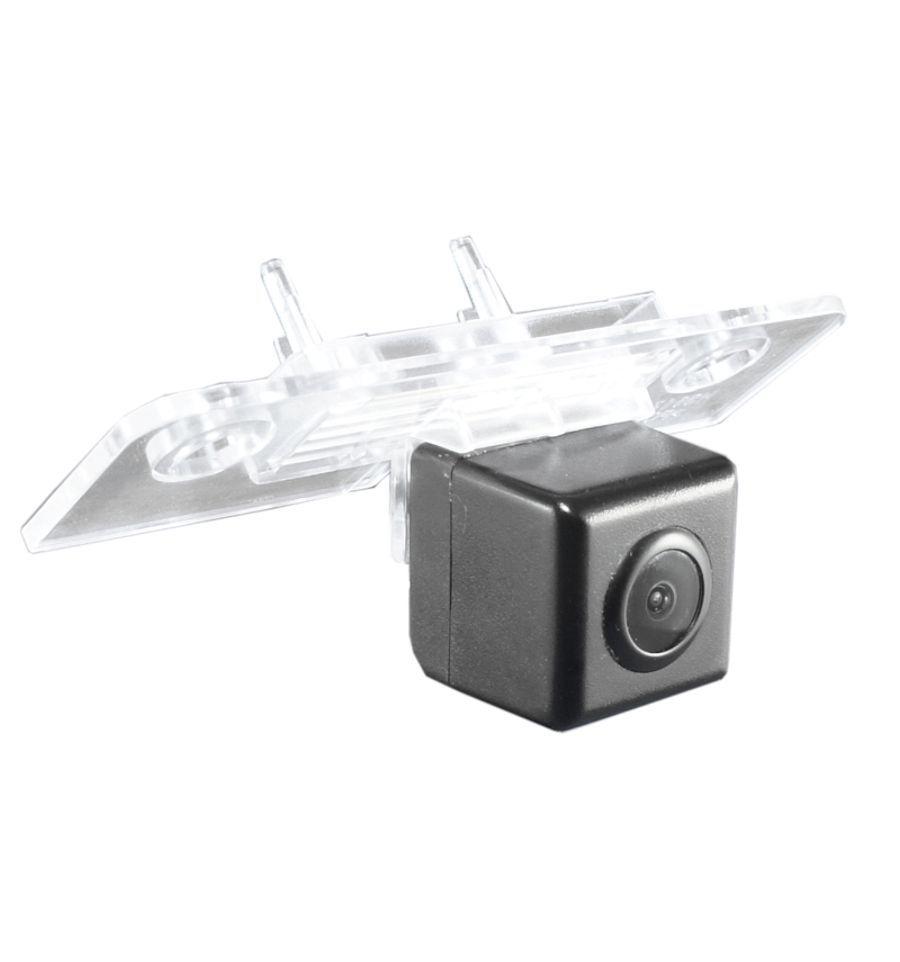 Retrocamera su luce targa con linee guida per skoda ci vsc for Camera targa