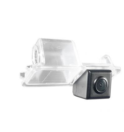 SKODA Superb 2 Rear-view camera license-plate light with guide-lines