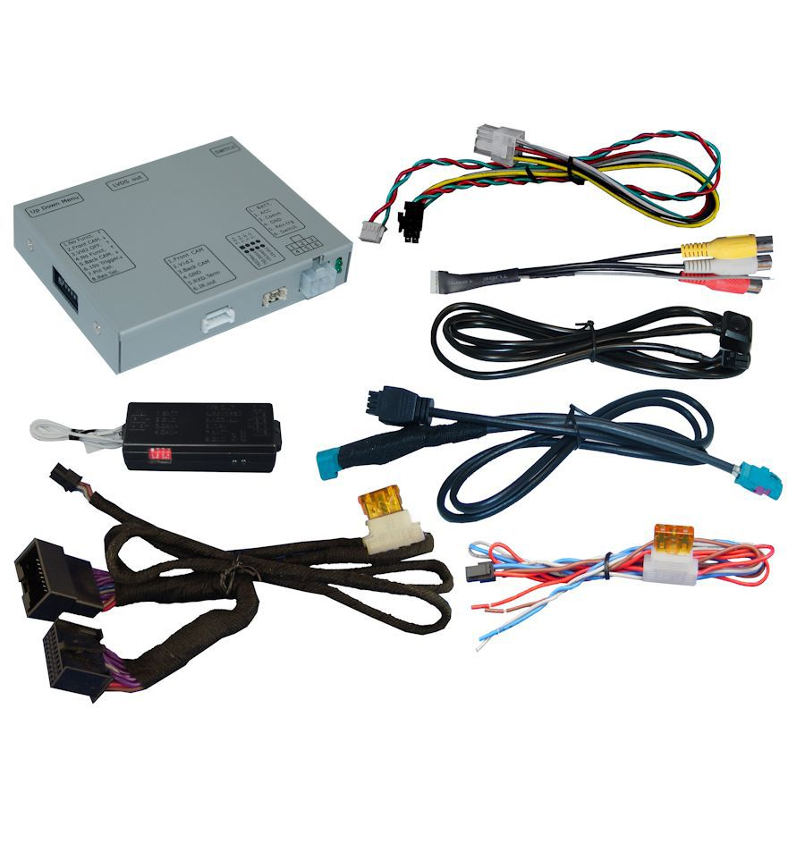 Rvc And Front Camera Interface For Audi Mmi3g 3g Ci Rl2 Mmi3g Gw
