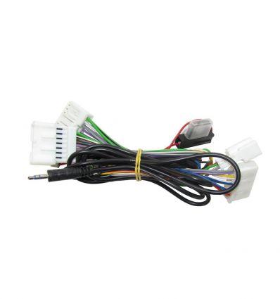 Cablaggio Plug&Play RENAULT OEM per unità Maestro 2.0 / MediaDAB 2.0 / Maestro 3.0 Blue / MediaDAB 3.0 Blue / MediaDAB HD