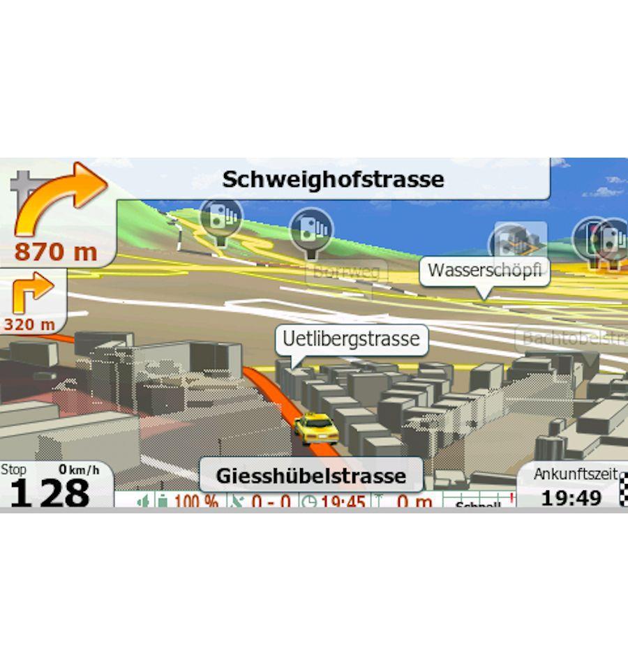 WEurope Map IGO Primo SD Card - Igo sd card us map download