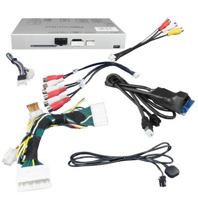 Interfaccia Video per Mazda 2,3,5,6,8, Biante, CX-5, CX-8, MX-5 MZD Connect