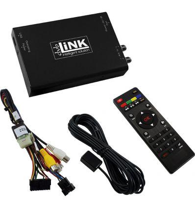 Sintonizzatore ricevitore digitale terrestre DVB-T2 con player audio/video USB