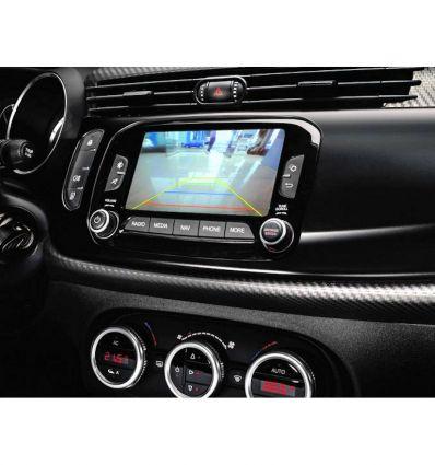 "Alfa Romeo Uconnect 6,5"" interfaccia video telecamera retromarcia ed anteriore"