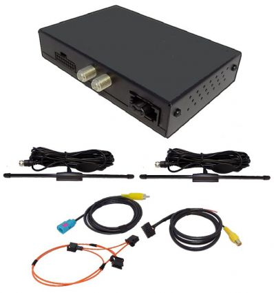 Audi MMI2G Tuner digitale terrestre DVB-T con player USB multimediale