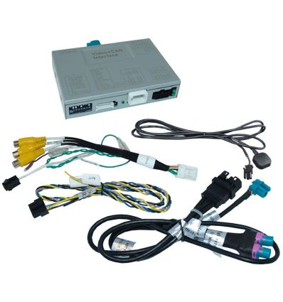 Opel Navi 5 0 IntelliLink video interface with Rear camera input