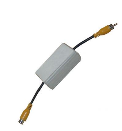 Filtro isolatore video range NF- HF