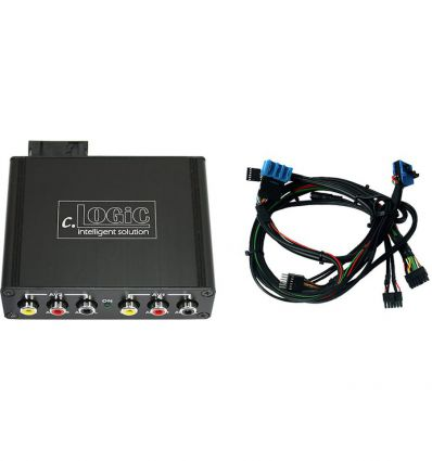 AUDIO - VIDEO AND REVERSE CAMERA INPUT INTERFACE FOR Land Rover Professional navigation MK3 WITHOUT AUX-input