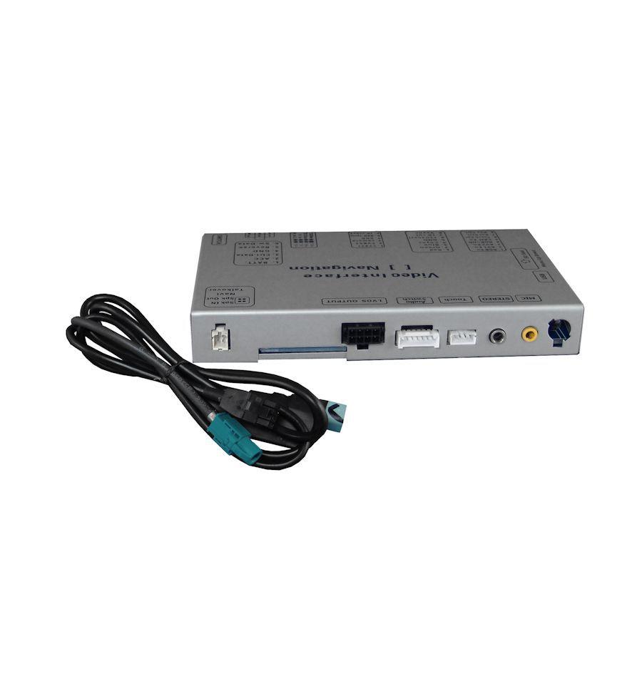 Video Interface For Citroen Smeg Touchscreen Rd4 Wiring Diagram
