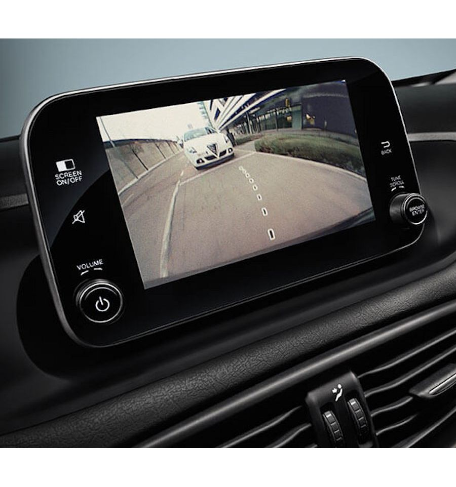 Video interface for Fiat Tipo 7