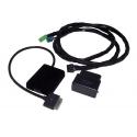 Audi MMI3G/3G+ Interfaccia AMI USB iPod audio video